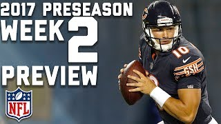 Download Preseason Week 2 Preview: Player & Position Battles to Watch | Total Access | NFL Video
