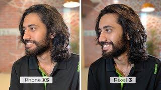 Download Pixel 3 vs iPhone XS Camera Comparison Video