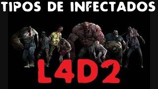 Download TIPOS DE INFECTADOS ESPECIALES | Left 4 Dead 2 Video