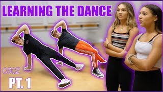 Download LEARNING HOW TO DANCE ft. Maddie and Kenzie Ziegler Video