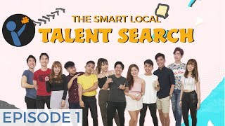 Download THESMARTLOCAL TALENT SEARCH BOOTCAMP 2017   EP 1 Video