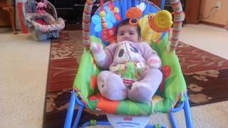 Download Review Fisher Price infant to toddler rocker Video