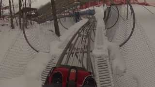 Download Holiday Valley Mountain Coaster GoPro Video