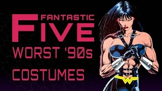 Download 5 Worst '90s Comic Costumes - Fantastic Five Video
