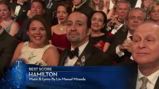 Download Acceptance Speech - Best Score: Lin-Manuel Miranda (2016) Video