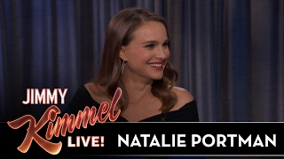 Download Natalie Portman on Her Oscar Nominated Role in Jackie Video