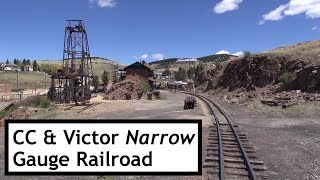 Download A Corvair Trip & Cripple Creek and Victor Narrow Gauge Railroad Video