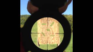 Download How to Test the Tracking of a Rifle Scope (Leupold Mark 6 3-18x tested) Video