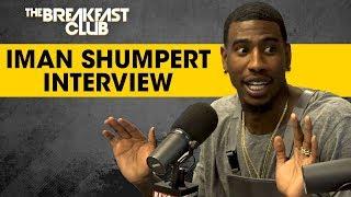 Download Iman Shumpert Talks Drake Rumors, LeBron James, His New Project 'Substance Abuse' + More Video