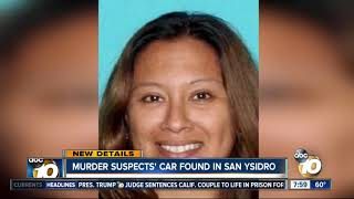 Download Murder suspects' car found in San Isidro Video