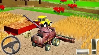 Download Real Tractor Farming Simulator - New Android GamePlay Video