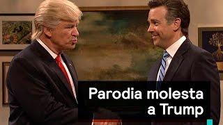 Download Nueva parodia de Alec Baldwin a Donald Trump - Al Aire con Paola Video