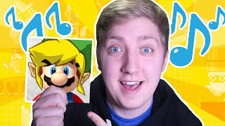 Download Super Mario Maker: Avoid Lava And Sing! (Reddit #53) Video