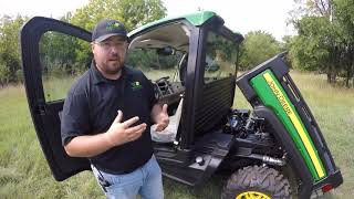 Download 2018 John Deere Gator XUV 835R Walkaround Product Overview Video