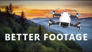 Download MAVIC AIR -6 Tips & Settings to get BETTER & MORE CINEMATIC FOOTAGE Video