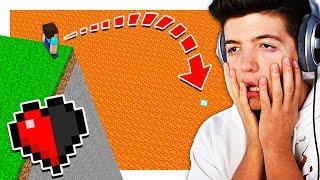 Download DON'T TAKE DAMAGE! (MINECRAFT CHALLENGE) Video