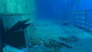 Download Costa Concordia: New video of the inside of sunken cruise ship Video
