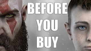 Download God of War PS4: 15 Things You ABSOLUTELY NEED To Know Before You Buy Video