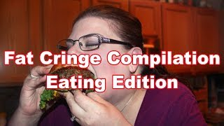 Download Fat Eating Compilation #1 7000 sub special!!! Video