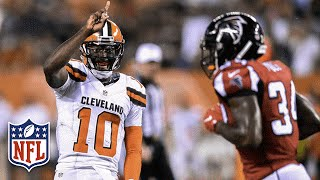 Download Every RGIII Throw from Week 2 | 2016 NFL Preseason Highlights Video