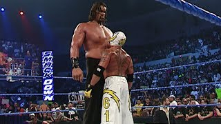 Download Rey Mysterio vs. The Great Khali: SmackDown, May 12, 2006 Video