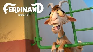 Download Ferdinand | ″What Did You Say Your Name Was″ TV Commercial | 20th Century FOX Video