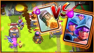 Download ROCKET VS 3 MUSKETEER • AWESOME Clash Royale Deck Video
