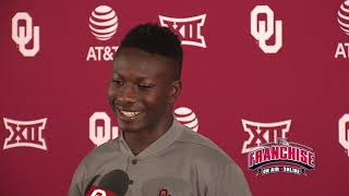 Download Texas Game Week Press Conference: Marquise Brown Video