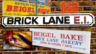 Download Best Brick Lane Bagels? Bake vs Shop x Rib Man Hot Sauce London Video