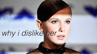 Download why i dislike millie bobby brown Video