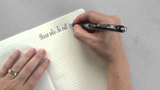 Download 5 Quick And Easy Ways To Dress Up Your Handwriting Video