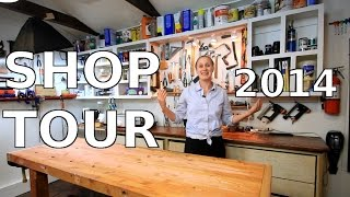 Download Shop Tour 2014 - Creative Spaces Video