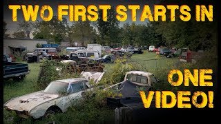 Download Junkyard First Starts! Fairlane and V8 Bronco First Start in YEARS!! Video
