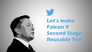 Download Elon Musk's Plan to Land Falcon 9's Upper Stage, explained Video