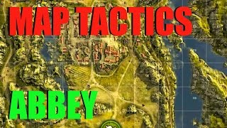 Download WOT - Map Tactics & Strategy Abbey | World of Tanks Video