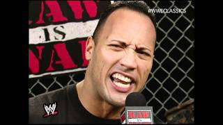 Download The Rock Promo Raw 12/4/00 Video