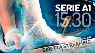 Download Torino - 1ª Prova Serie A1 GAM/GAF/TE - 25 febbraio 2017 Video