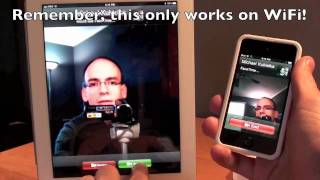 Download Apple iPad 2 FaceTime: Setup & Demo Video