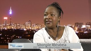 Download Tonight with Tim Modise | Sibongile Mkhabela, CEO at Nelson Mandela Children's Hospital Video