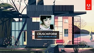 Download Live Illustration with Marie-Laure Cruschi (Cruschiform) 2/3 - hosted by Michael Chaize Video