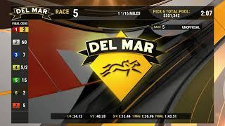 Download Platinum Equity wins race 5 at Del Mar 11/30/19 Video