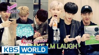 Download Welcome MONSTA X's IM, new MC of K-RUSH! [KBS World Idol Show K-RUSH / 2017.05.05] Video