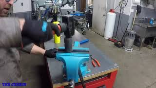 Download HOW TO REPLACE AN ISOLATOR BUSHING ON A SHIFTER⚙️🛠🔧🗜🔥🔥 Video
