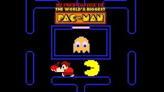 Download Mi propia fase del World biggest Pac-Man- gameplay Video
