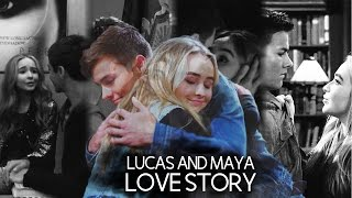Download Lucas & Maya | LOVE STORY [through Ski Lodge] Video