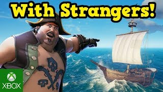 Download Sea Of Thieves - Piracy With STRANGERS Video