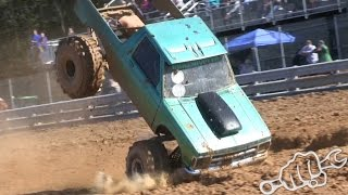 Download MUD TRUCKS GONE WILD in THE PIT at Virginia Motor Speedway Video