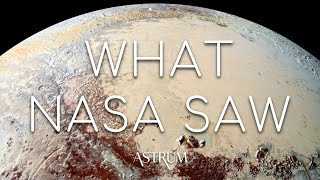 Download What did NASA's New Horizons discover around Pluto? Video