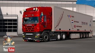 Download [ETS2 v1.26] Scania R & Streamline Modifications V2.1 + ALL DLC ready Video
