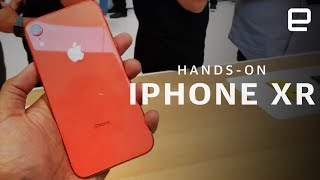 Download iPhone XR Hands-On LIVE Video
